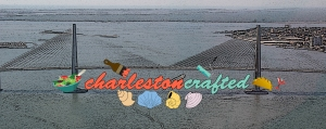 Different Version of Logo - Charleston Crafted