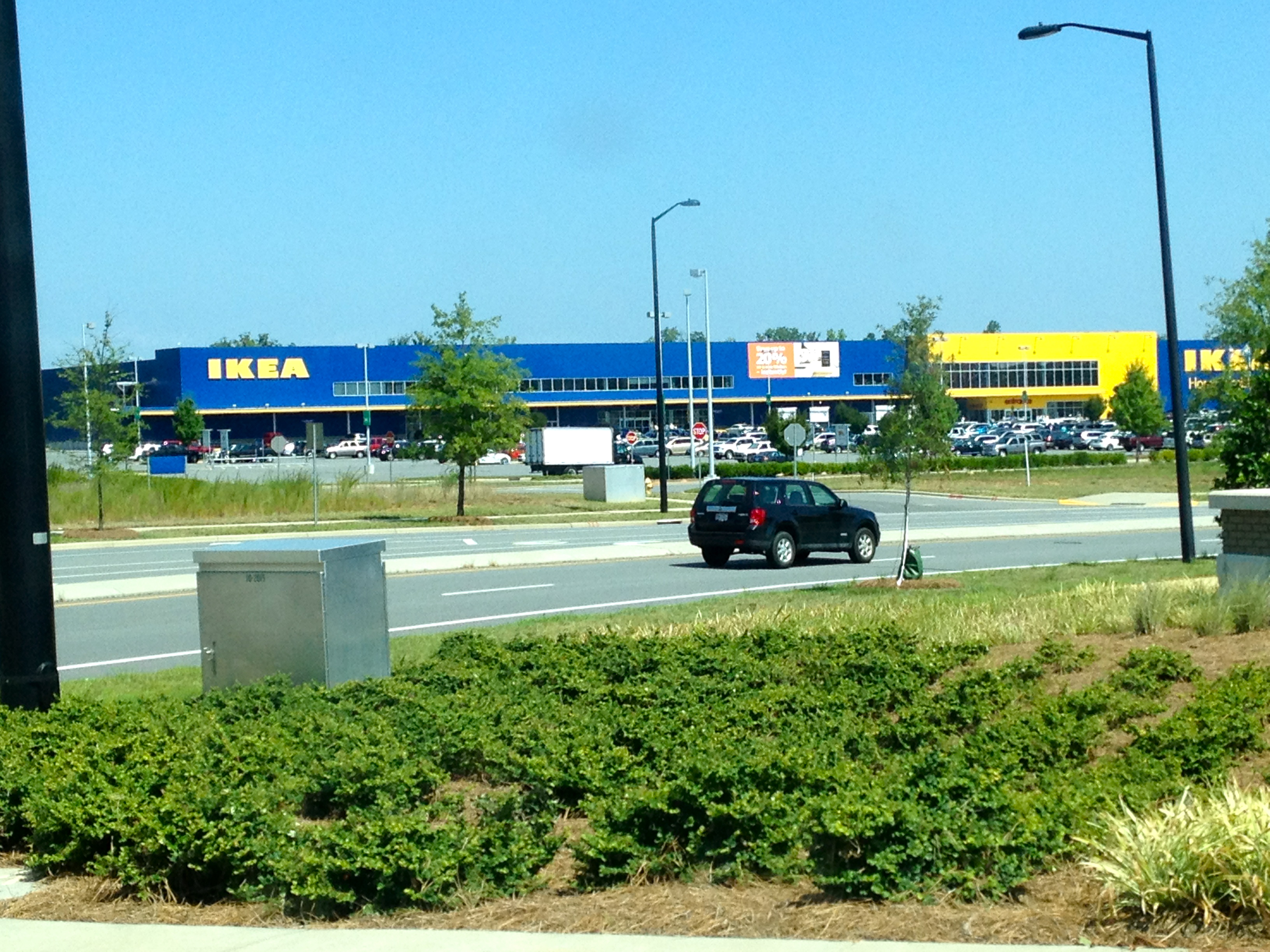 my first trip to ikea charleston crafted