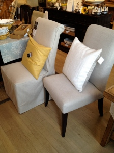 Pottery Barn - DIning Chairs - Charleston Crafted