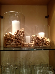 Cork Vases - Pottery Barn - Charleston Crafted
