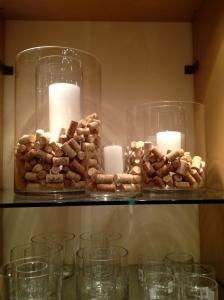 Cork Vases - Pottery Barn - Charleston Crafted