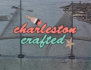 Small Square Logo - Charleston Crafted