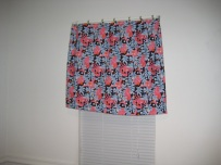 No Sew Lilly Pulitzer Curtain