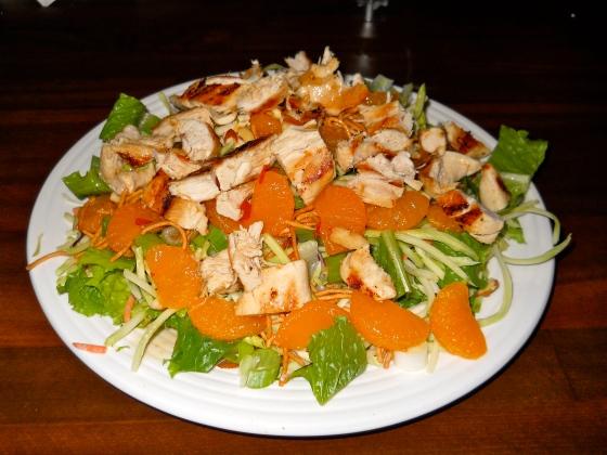 Crunchy Asian Salads - Charleston Crafted