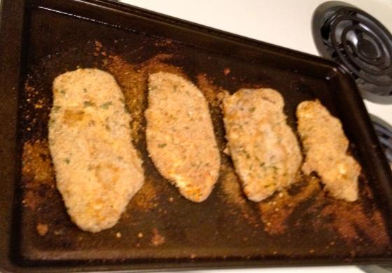 Baking Chicken - Charleston Crafted