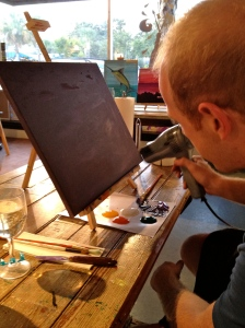Painting Class - Charleston Crafted