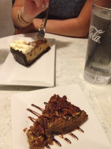 Pecan Pie and Peanut Butter Pie - Charleston Crafted