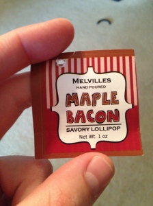 Maple Bacon Lollipop - Charleston Crafted