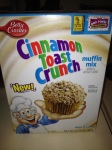 Cinnamon Toast Crunch Muffins - Charleston Crafed