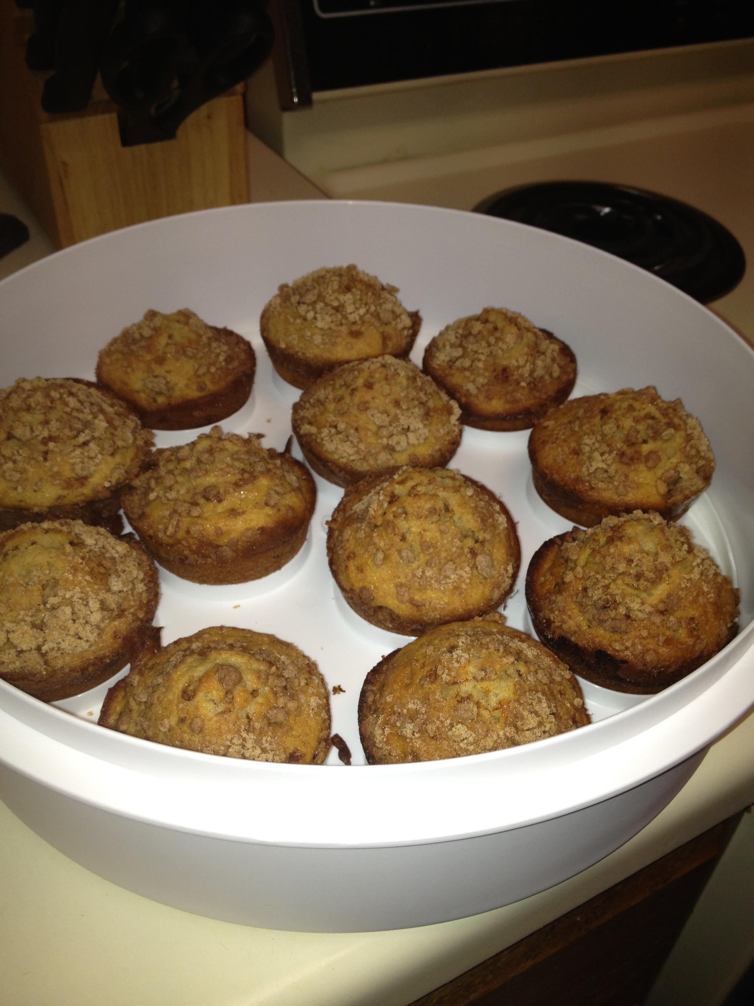 Cinnamon Toast Crunch Muffins - Charleston Crafed