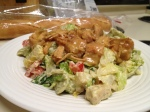 Cesar Tortellini Salad with Pork - Charleston Crafted