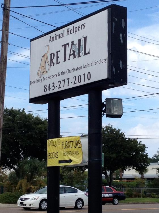 Animal Helpers ReTail Store Charleston, SC