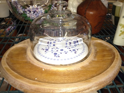 Cheese Plate - ReTail Thrift Store - Charleston, SC