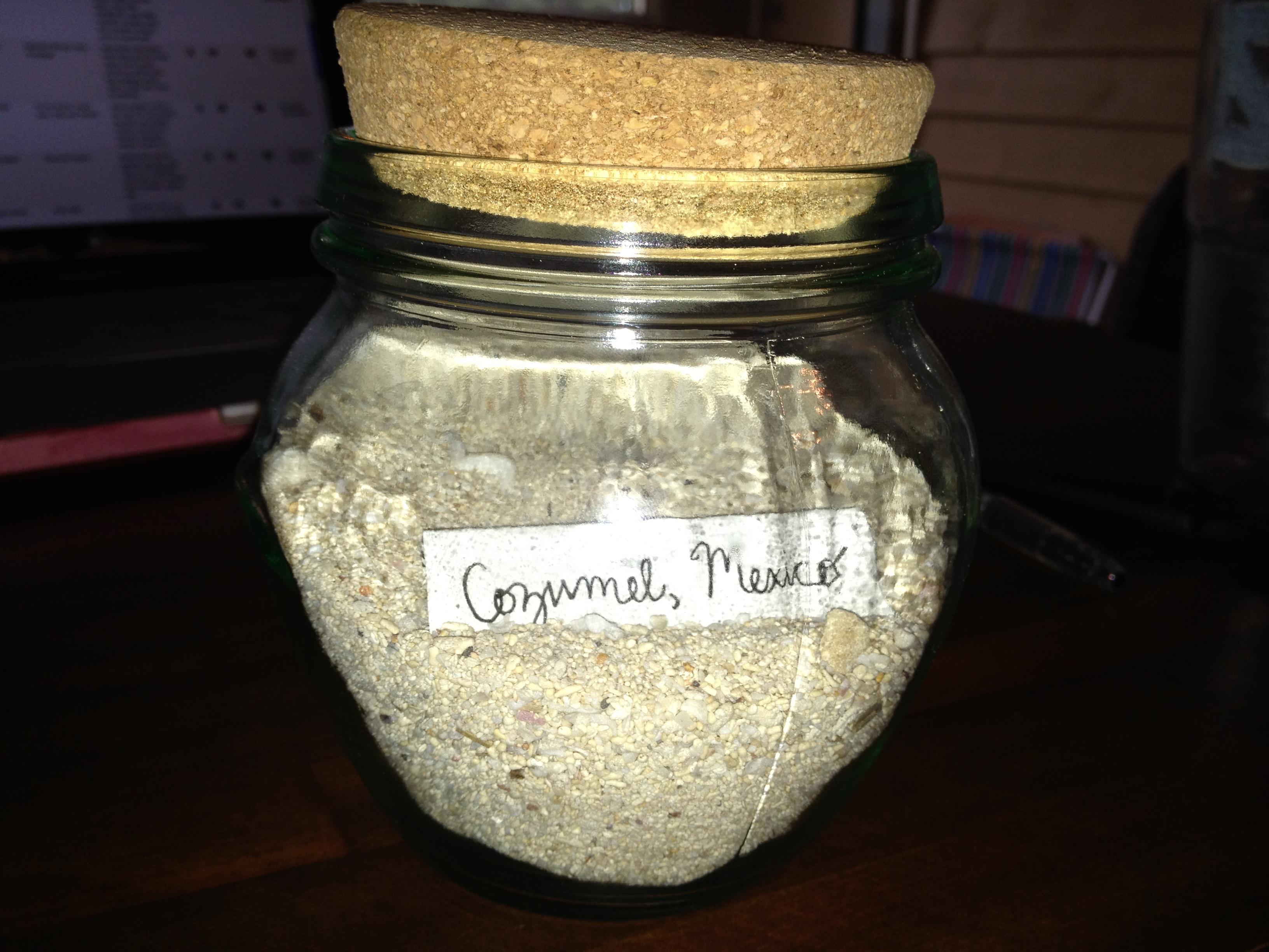 Vacation Memory Jars - Charleston Crafted