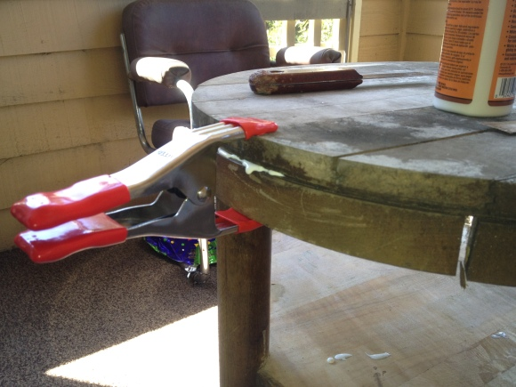Fixing a Warped Table - Charleston Crafted