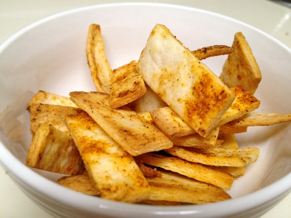 Crunchy Tortilla Strips for Taco Salads - Charleston Crafted