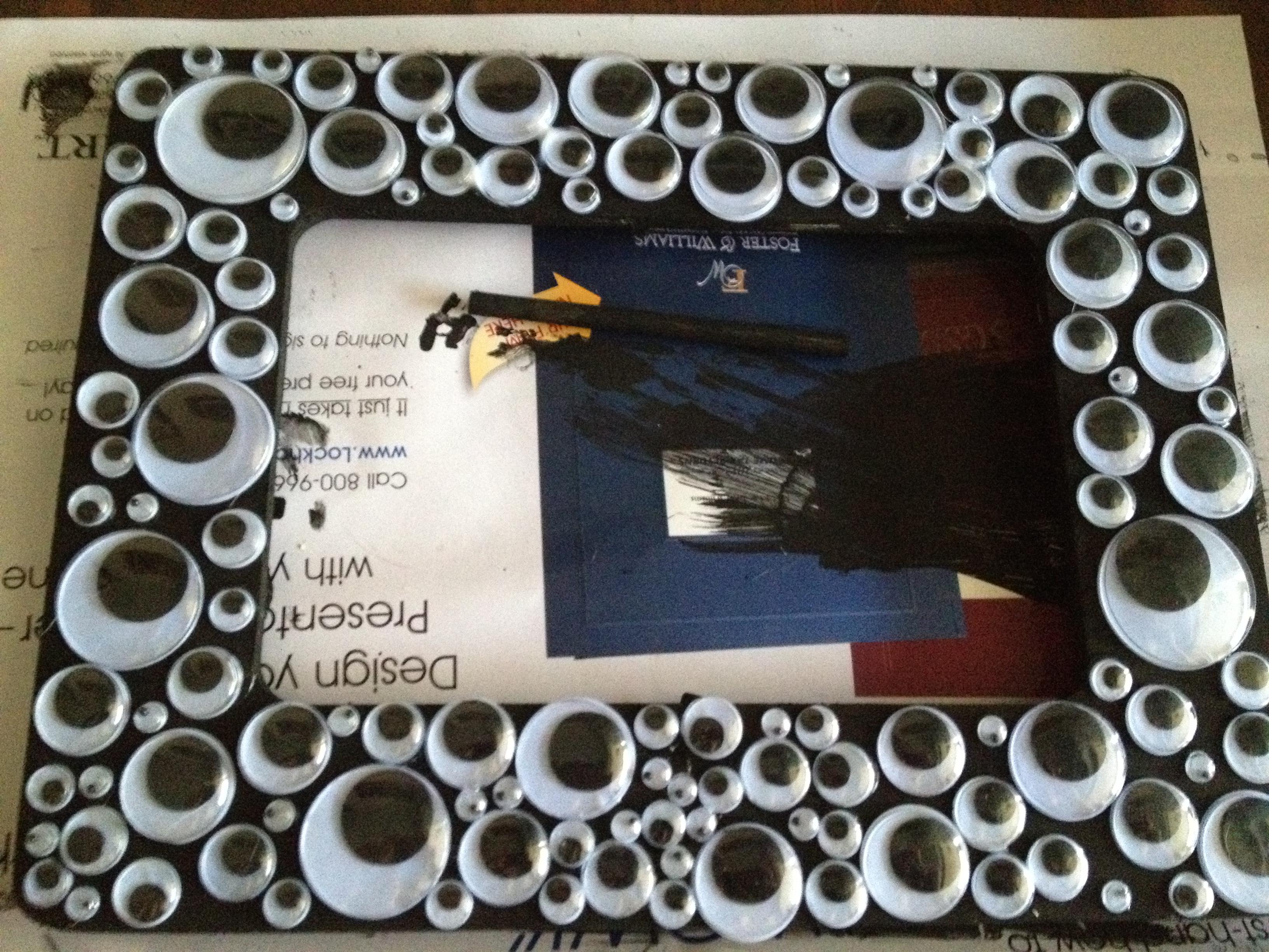 Googley Eyed Frames- Charleston Crafted
