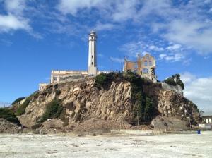 Alcatraz Island - Charleston Crafted