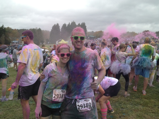 Color Me Rad - Charleston Crafted