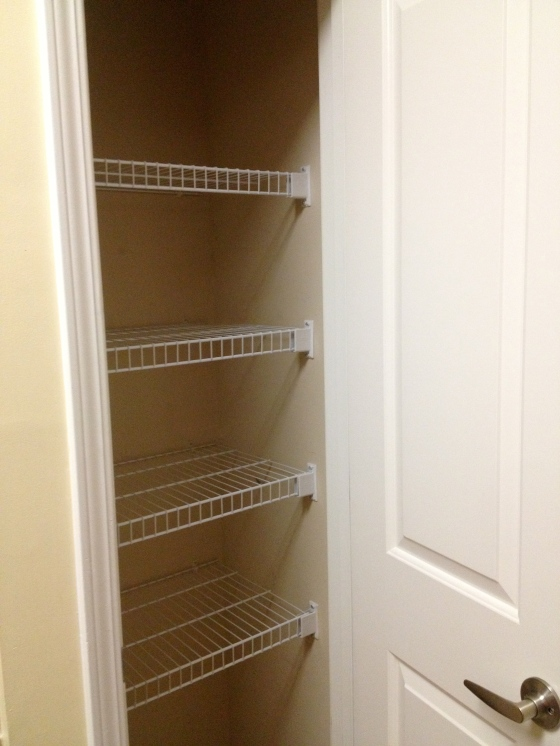 Pantry Before - Charleston Crafted