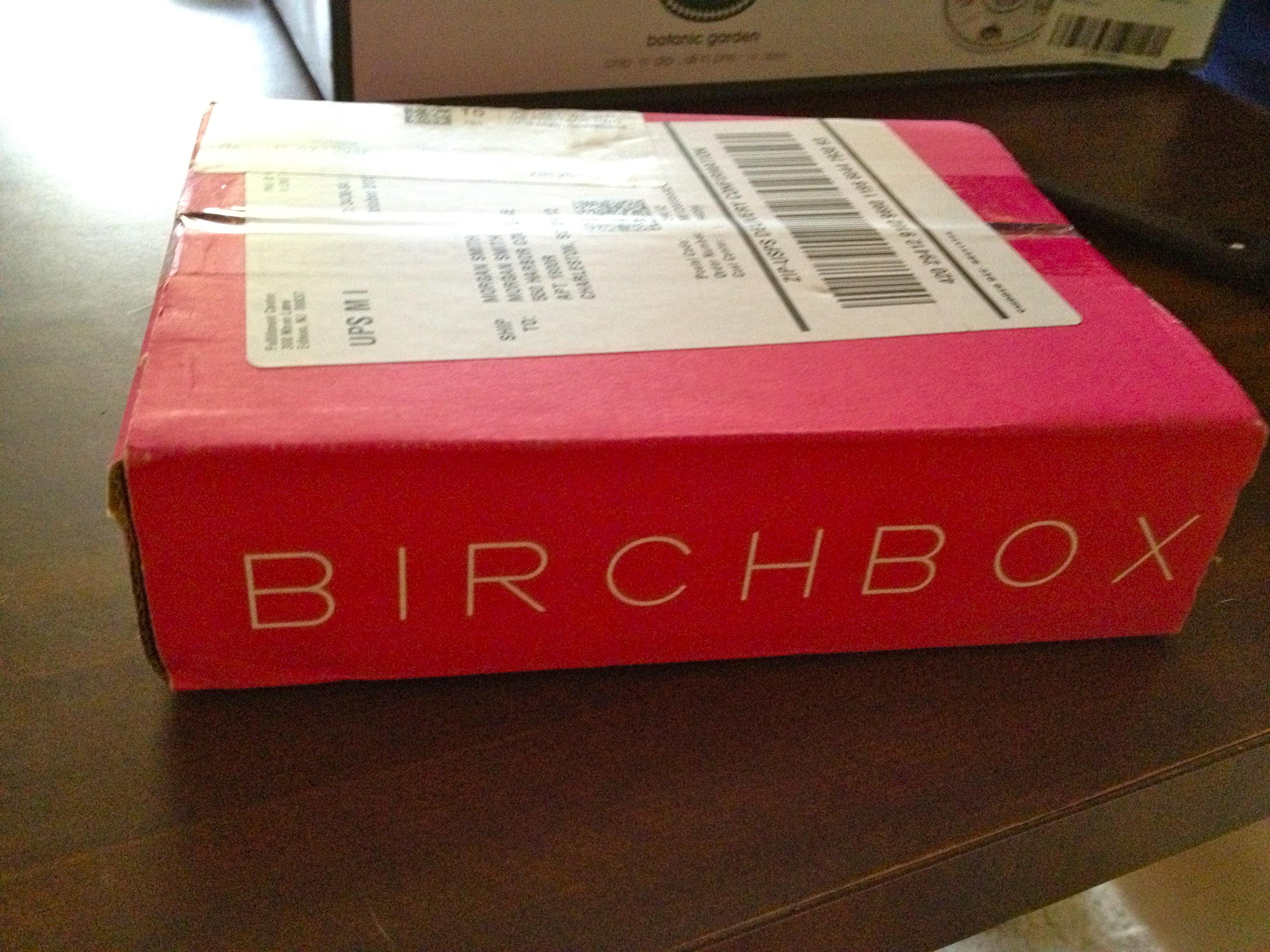 Do You Birch Box?