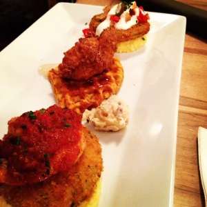Lowcountry Bistro's Dinner Entrees - Charleston Crafted