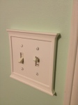 Light Switch After - Charleston Crafted