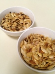 Baked Pumpkin Seeds - Charleston Crafted