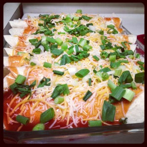 Pre-Cooked Final Enchiladas - Charleston Crafted