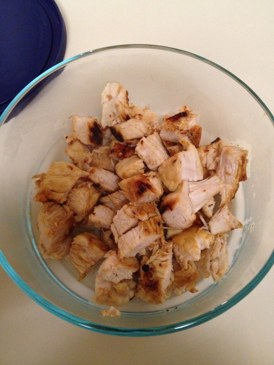 Healthy Waldorf Chicken Salad - Charleston Crafted
