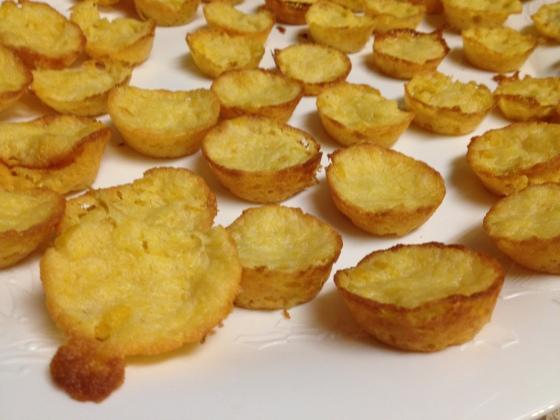 Corn Muffins - Charleston Crafted
