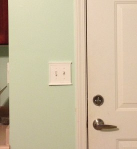 Light Switch After- Charleston Crafted