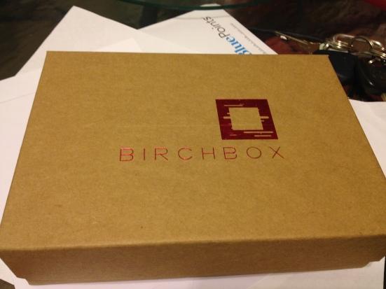 November birchbox - Charleston Crafted