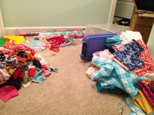 Fabric Piles Charleston Crafted
