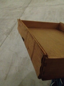 Fixing Wooden Drawer - Charleston Crafted
