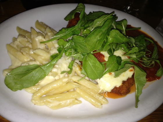 Wild Olive Chicken Parm - Charleston Crafted