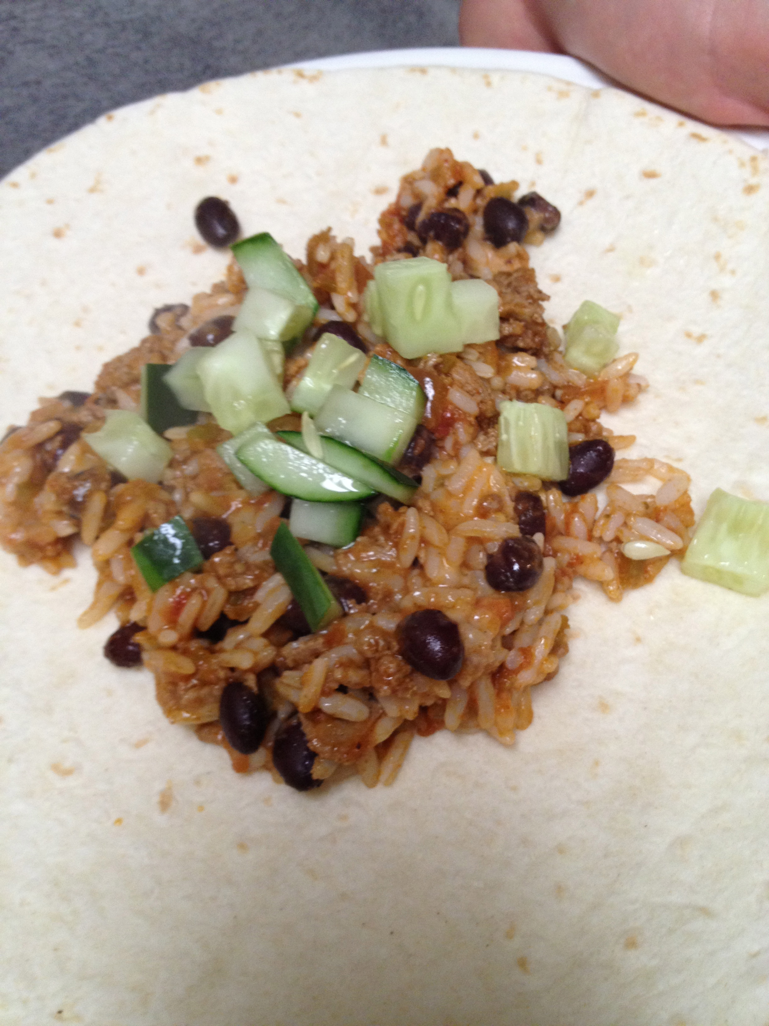 Burrito Filling- Charleston Crafted