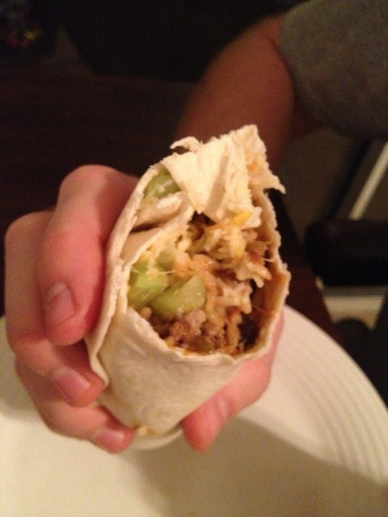 Burrito Filling- Charleston Crafted