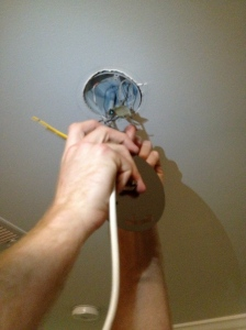 Installing a Maskros Pendant Lamp - Charleston Crafted