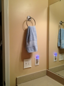 Towel Ring After- Charleston Crafted
