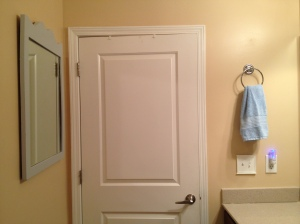 Bathroom Update- After- Charleston Crafted