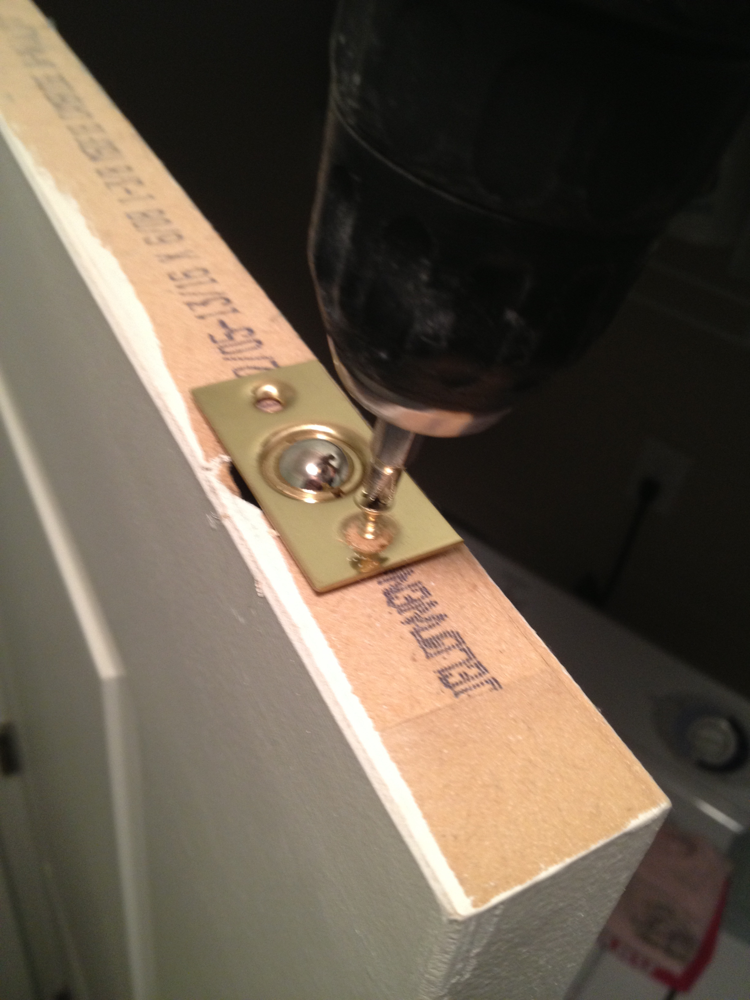 IMG_2909 & Replacing a Door Ball Stop \u2022 Charleston Crafted Pezcame.Com