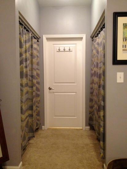 closet curtain - charleston crafted