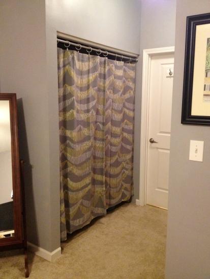 closet curtain - charleston crafted
