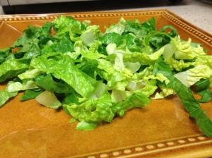 Apple Walnut Salad- Charleston Crafted