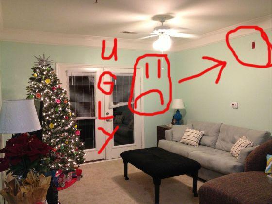 livingroom ugly