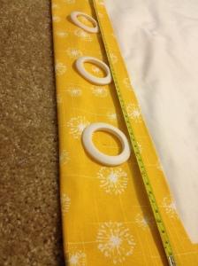 No Sew Curtains DIY - Charleston Crafted