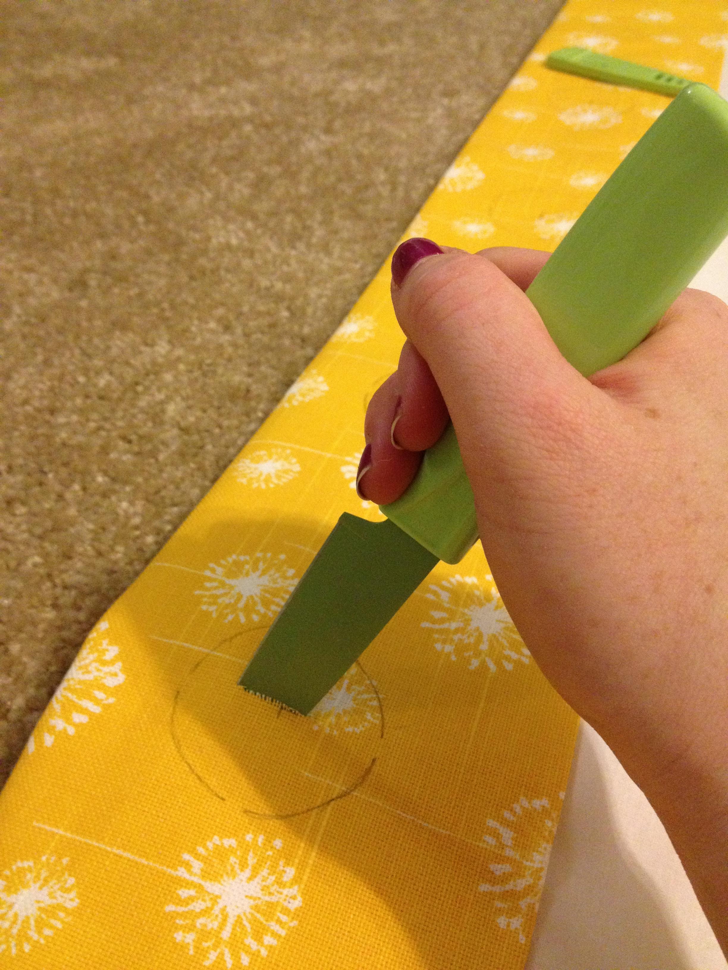 No Sew Curtains DIY