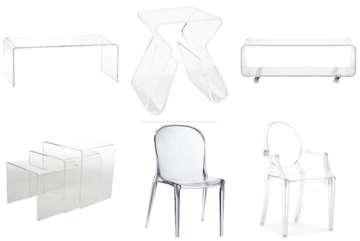 Why Is Acrylic Furniture Cool Archives Charleston Crafted
